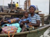 Lagos Makoko slums knocked down in Nigeria – BBC