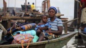 Makoko Slum - Lagos, Nigeria